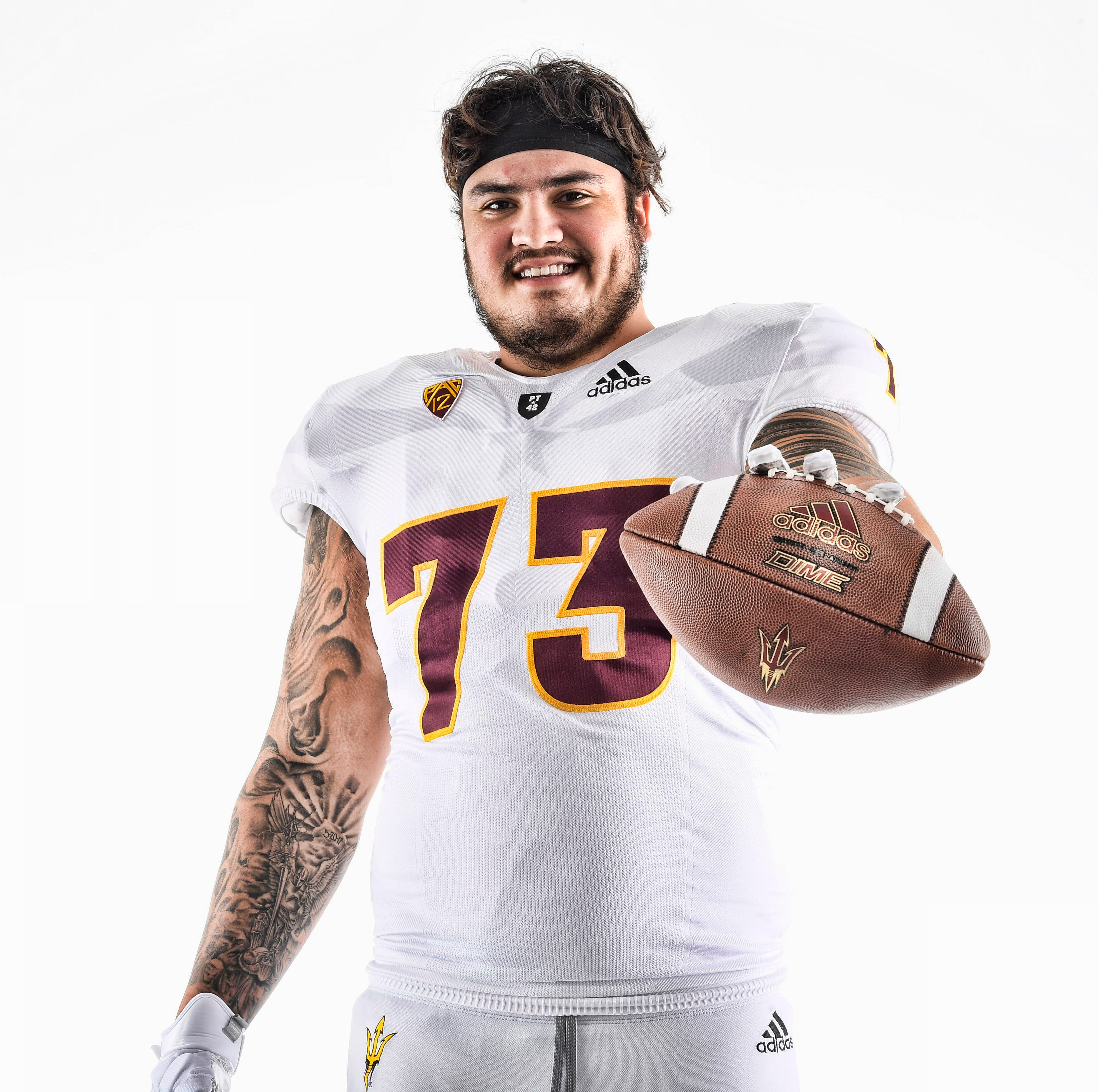 ASU unveils football uniform for game at Washington
