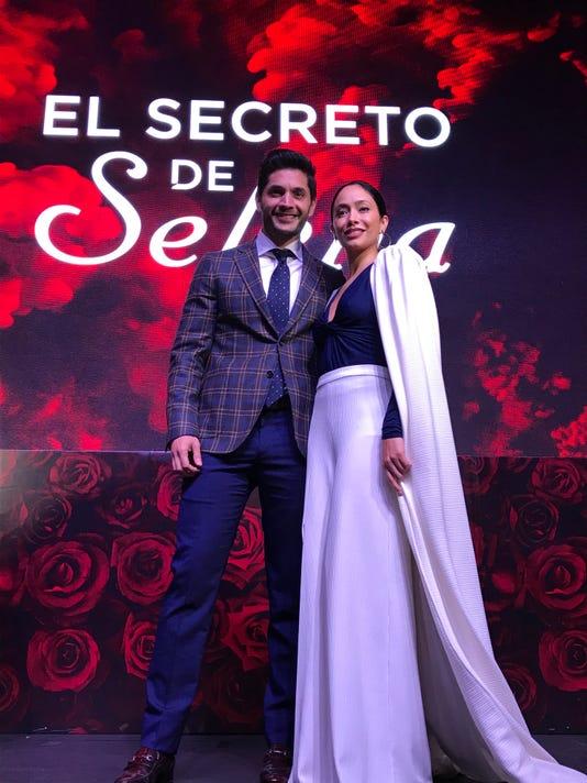 Maya Zapata Y Daniel Elbitar Diana