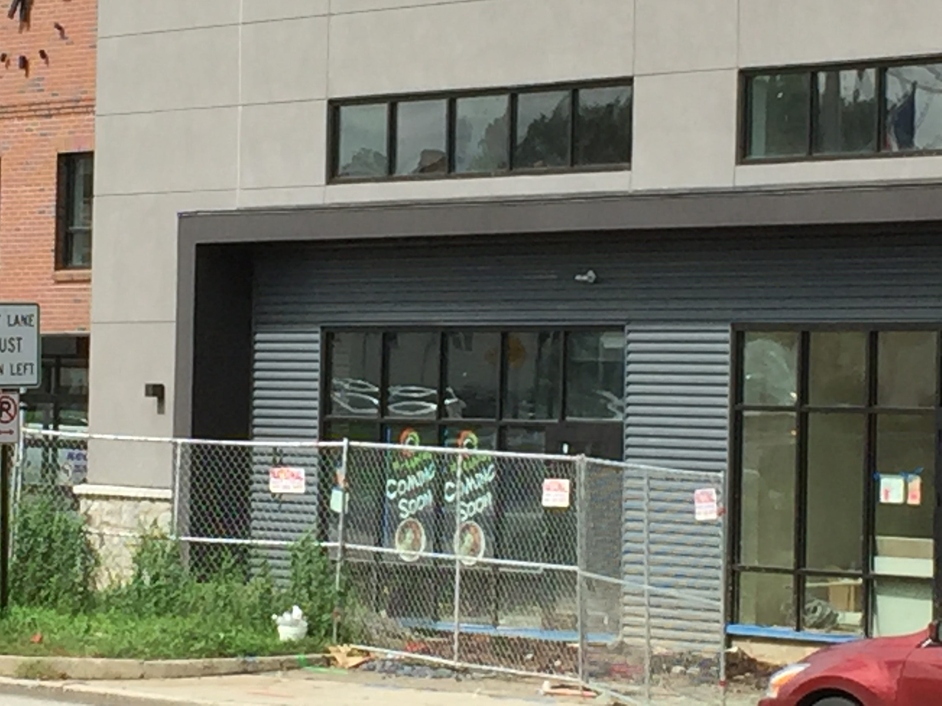 Freshido is already advertising, but how soon the fast casual restaurant will arrive is TBD.