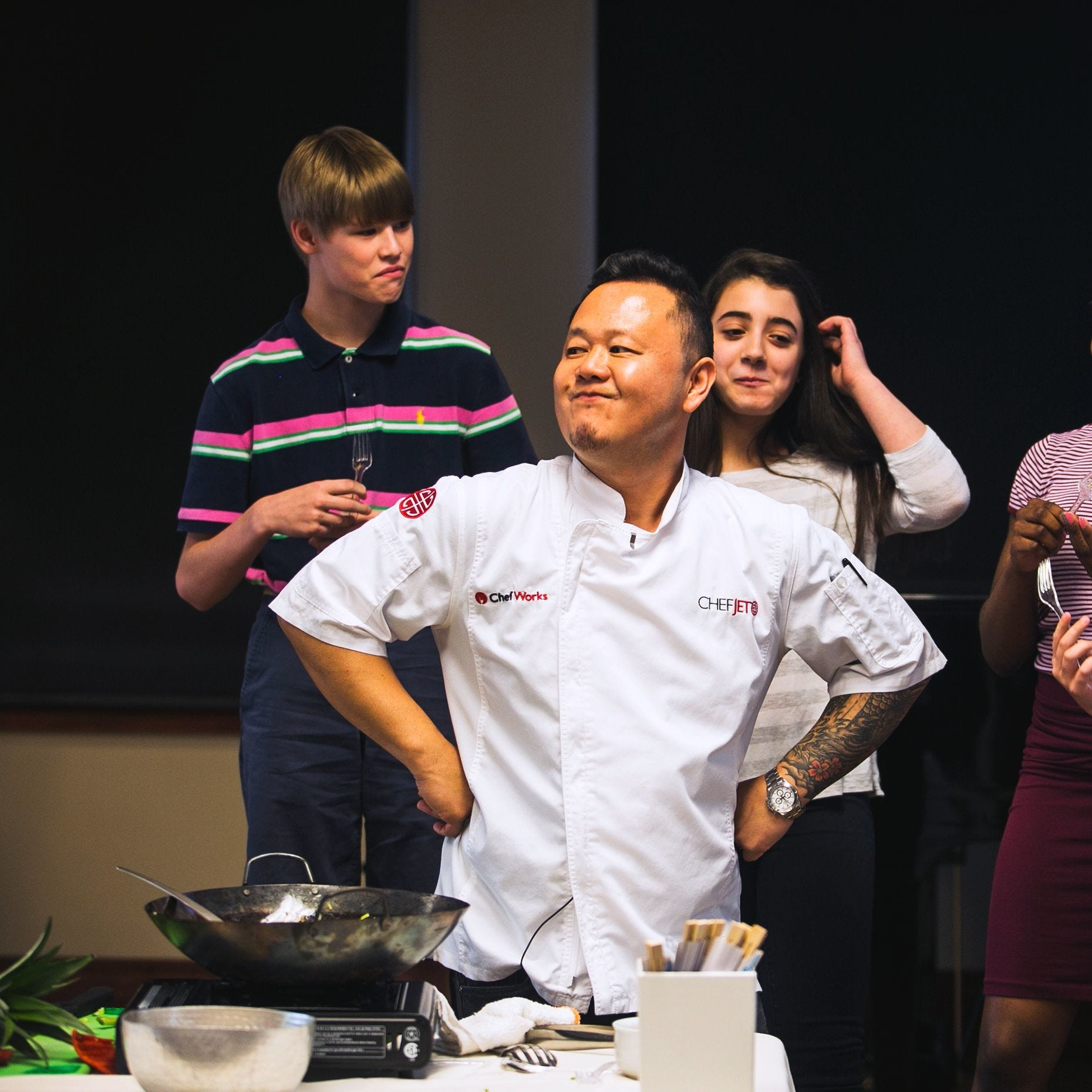 Celebrity chef coming to Marysville High School