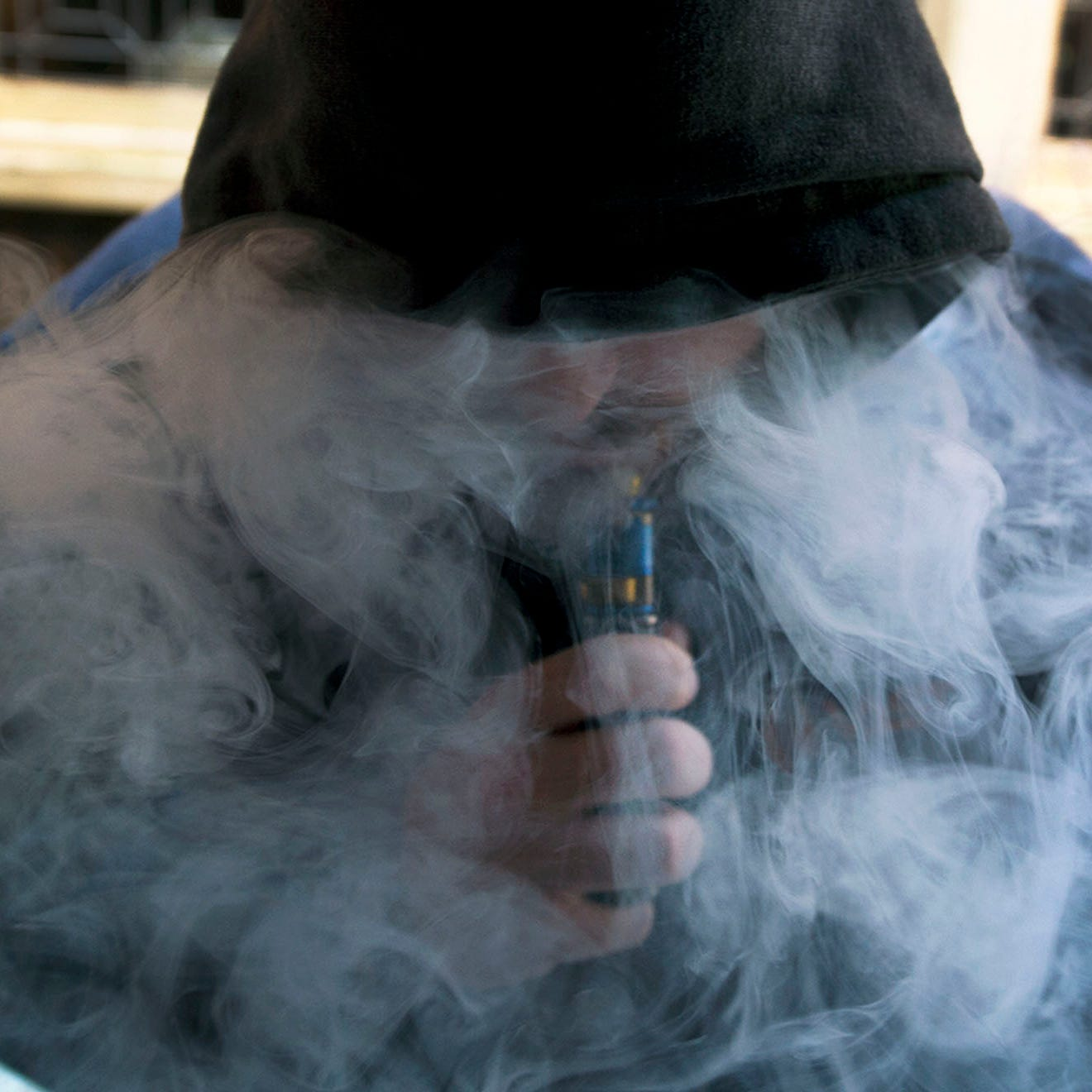 Not a thumb drive: E-cigarettes gain popularity among Franklin County teens