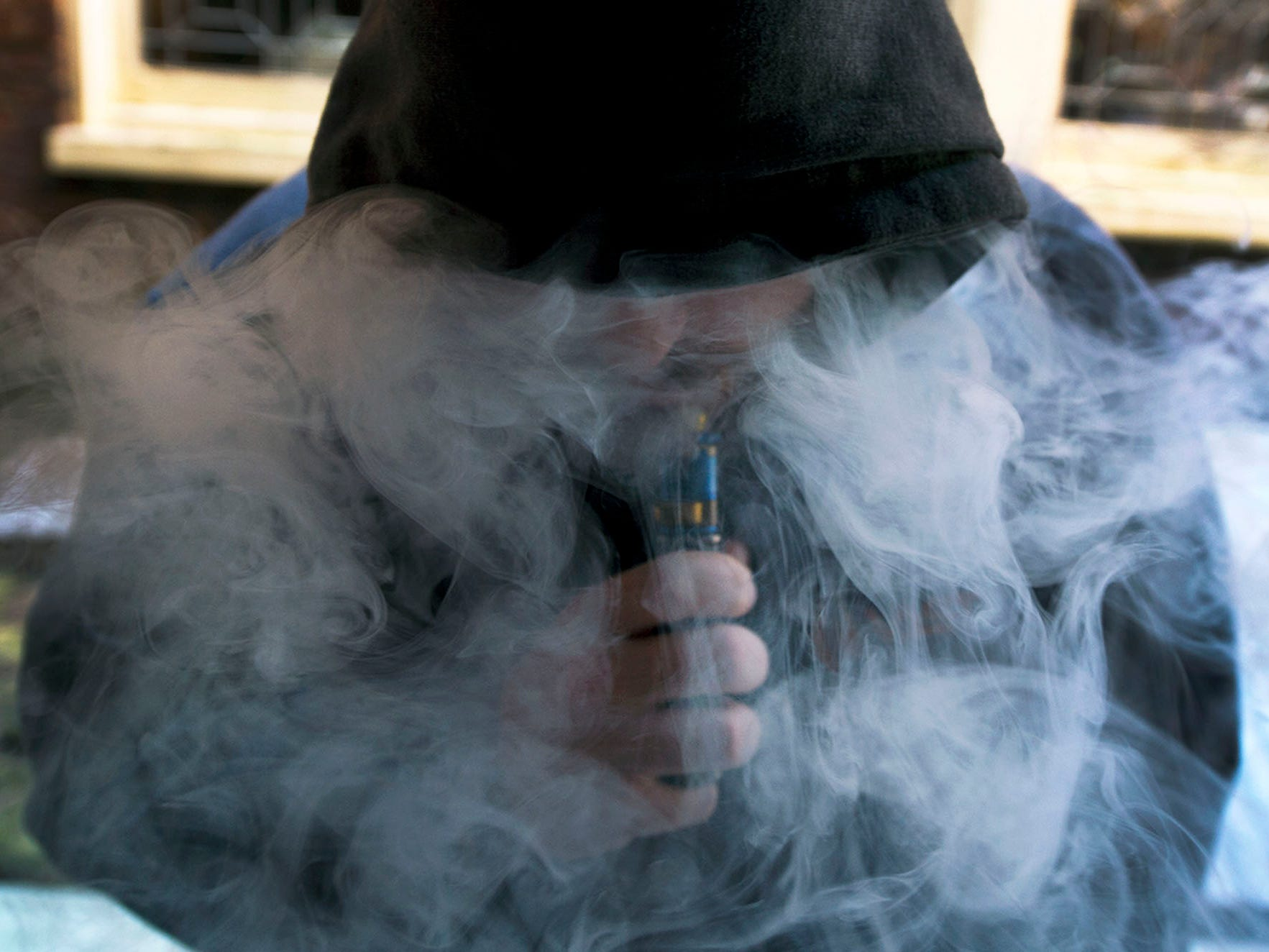 Teen vaping is on the rise in  Franklin County  and across the nation.