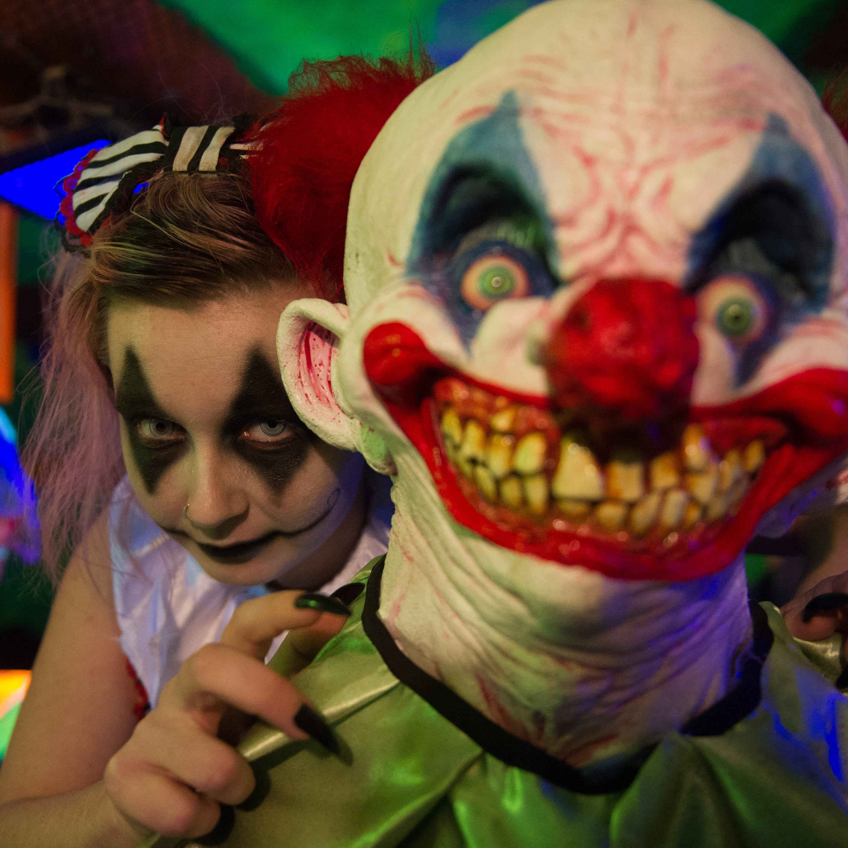 Halloween haunt in Lancaster County is a real 'scream'