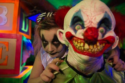 Clowns at Field of Screams