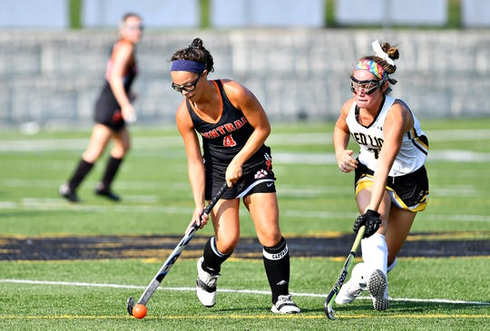 Central York's Breann Craley scored two goals in the Panthers' 5-2 win over Red Lion Wednesday.