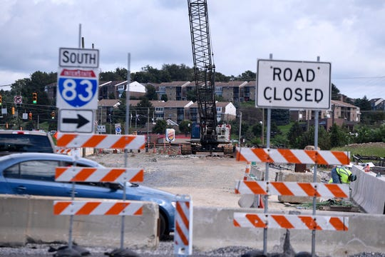 York County lawmakers Reps. Kristin Phillips-Hill and Stan Taylor will be updated in November on Mount Rose Avenue project. Tuesday, Sept. 18, 2018. John A. Pavoncello photo