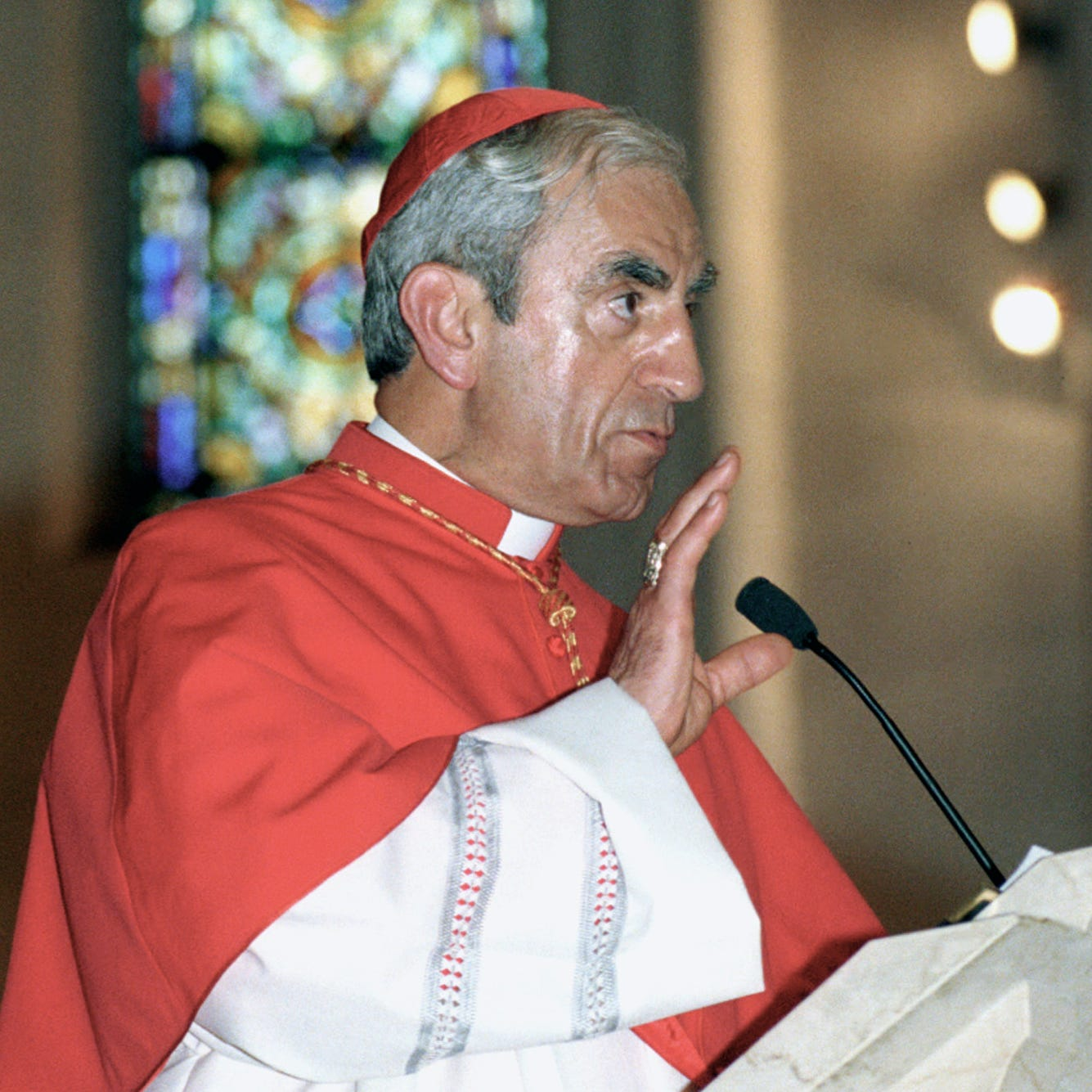 'It ruined me entirely': Woman accuses former Pa. cardinal of abuse in new lawsuit
