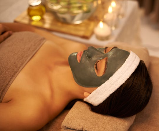 The Spa at Silver Legacy, opening Oct. 2, 2018, offers nine facials that last 50 or 80 minutes and run $135-180.