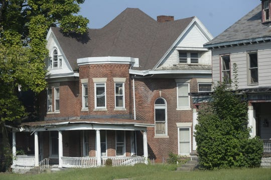 The former owner of the home at 2110 E. Main St. in Richmond has filed a complaint in court that says the new owner has failed to live up to the requirements of a land contract between the two.