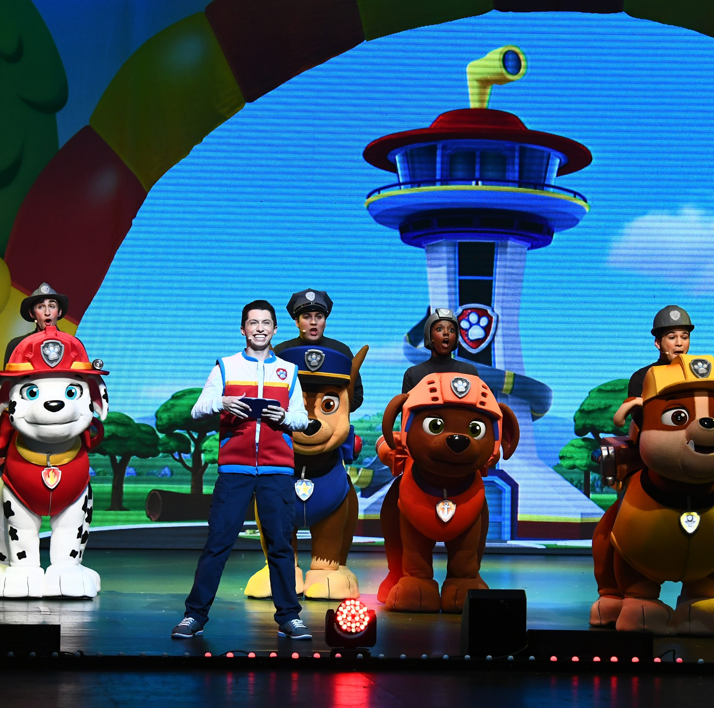 'PAW Patrol Live!' is coming to the Auditorium