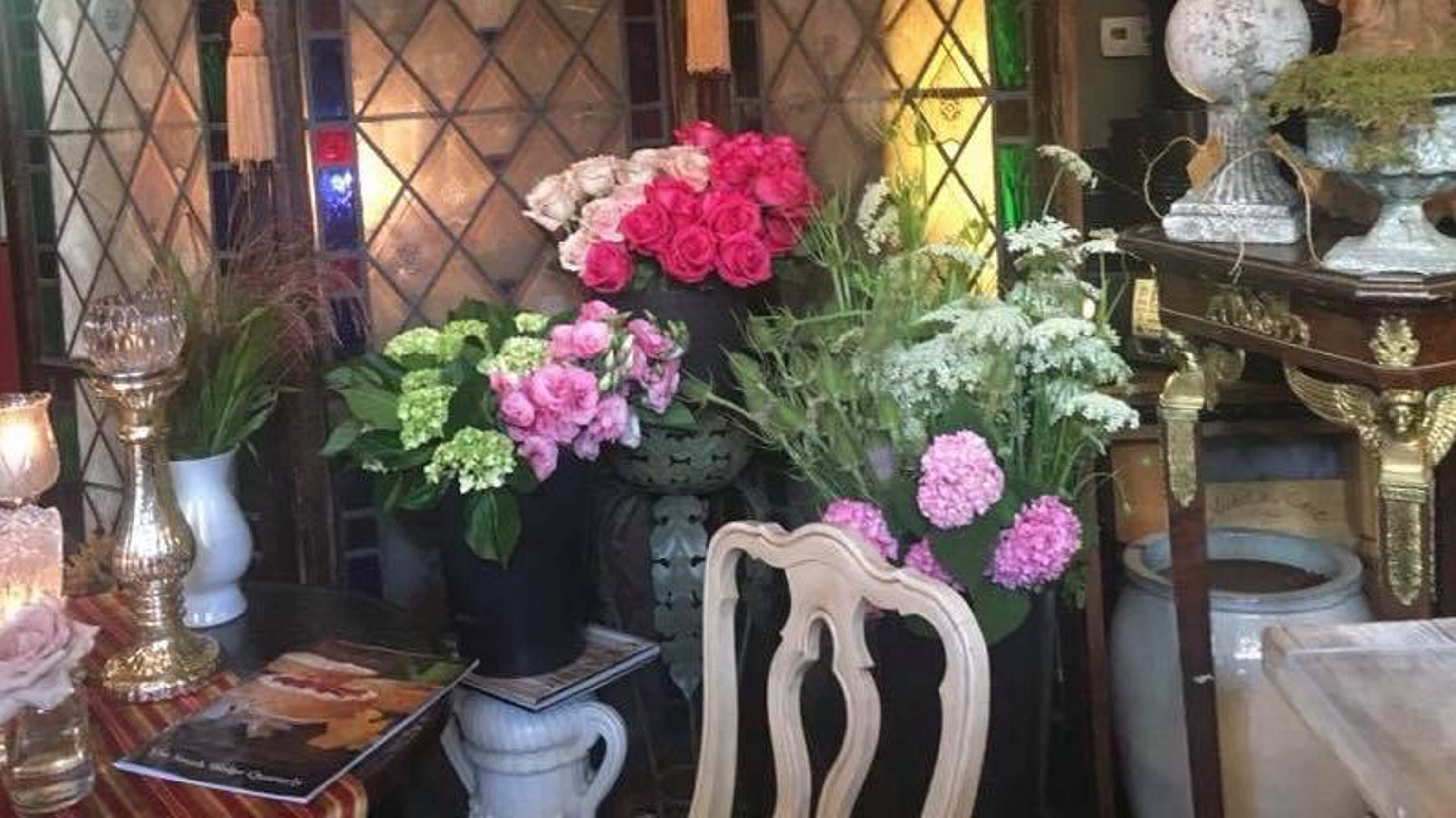 New Boutique Floral Shop Opens In Rochester