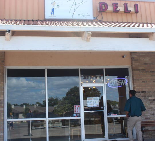 Storefront of the new PV Deli by Chef Jason, 2561 Sunset Drive on Wednesday, Sept. 19, 2018.