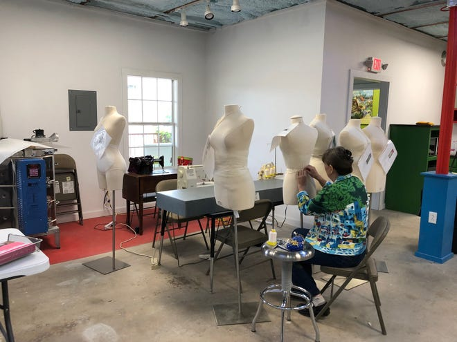 """The """"Inside-Out"""" exhibit is expected to be the biggest yet by Howard Taylor, the museum's director."""