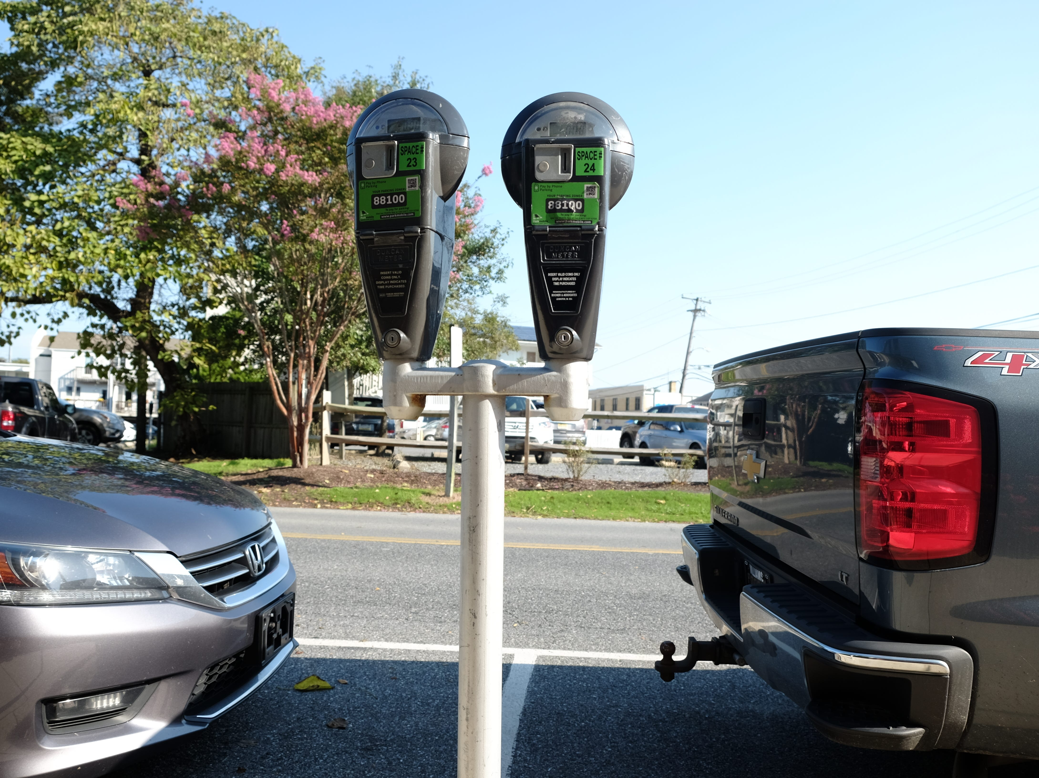 Rehoboth Beach parking - a crisis that no app can yet conquer