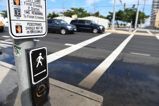 A multimillion dollar pedestrian safety project, which included the median fence, new signage and other infrastructure improvements, was completed in May as part of the Maryland State Highway Administration's pedestrian safety campaign. In total, the project cost $8.4 million.
