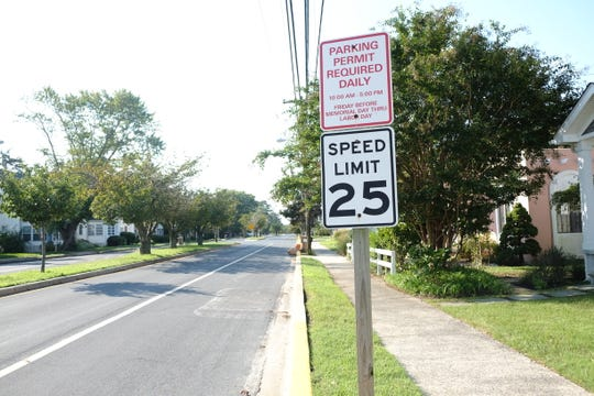 Permit parking enforcement could still be in effect next year in Rehoboth Beach, if the city passes a recommendation from its parking advisory committee to extend the season from May 1 to Sept. 30.