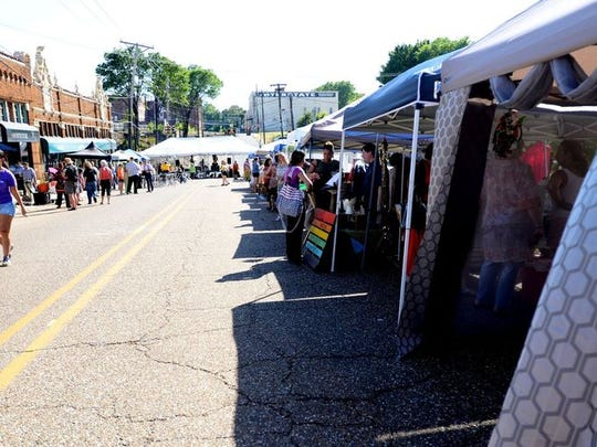 The Cirque du Lake Street Festival will be from 5 p.m. to 9 p.m. Saturday, Sept. 21, in the 400 block of Lake Street.
