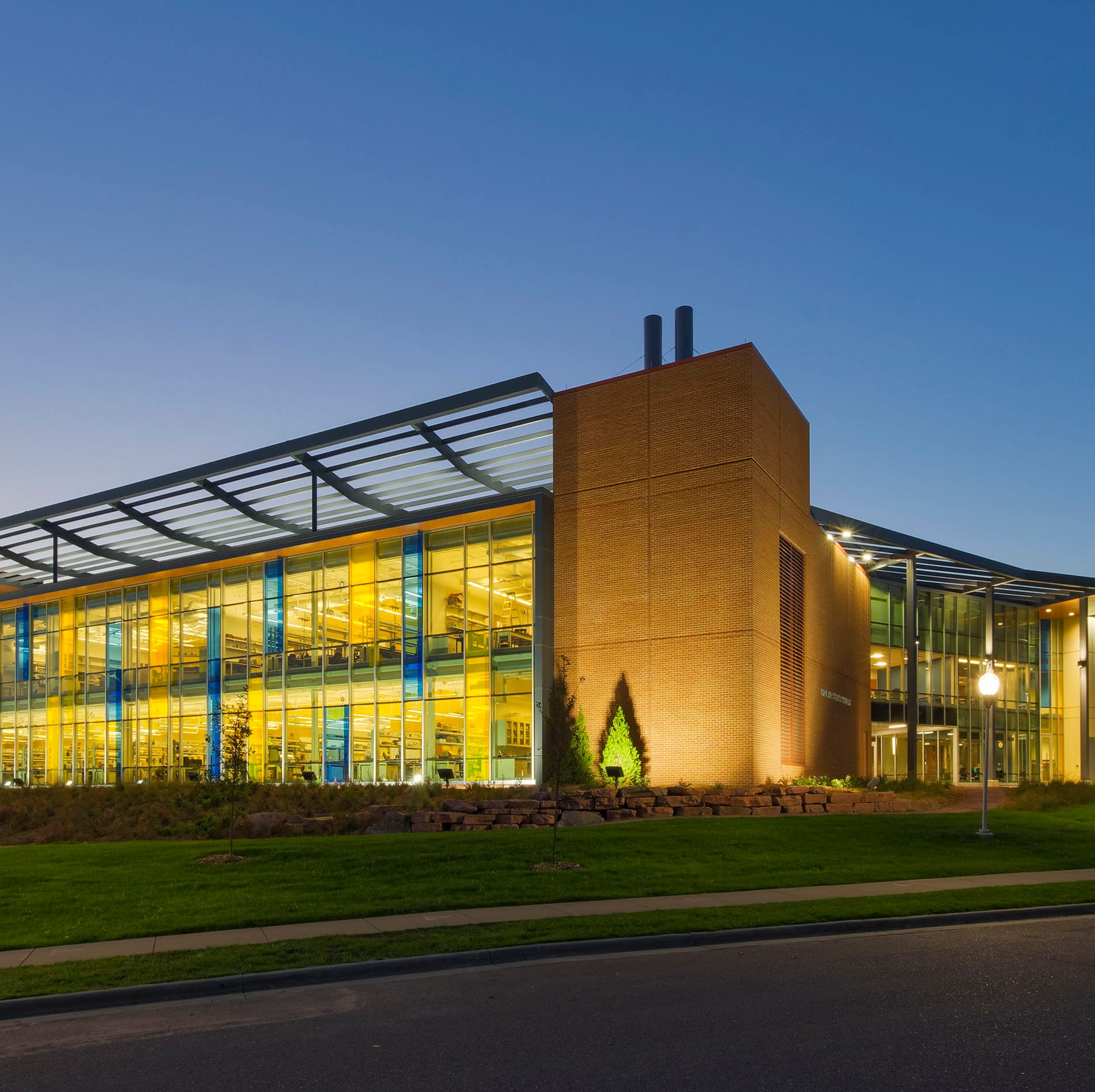 Here are the 6 buildings that won South Dakota-wide design honors