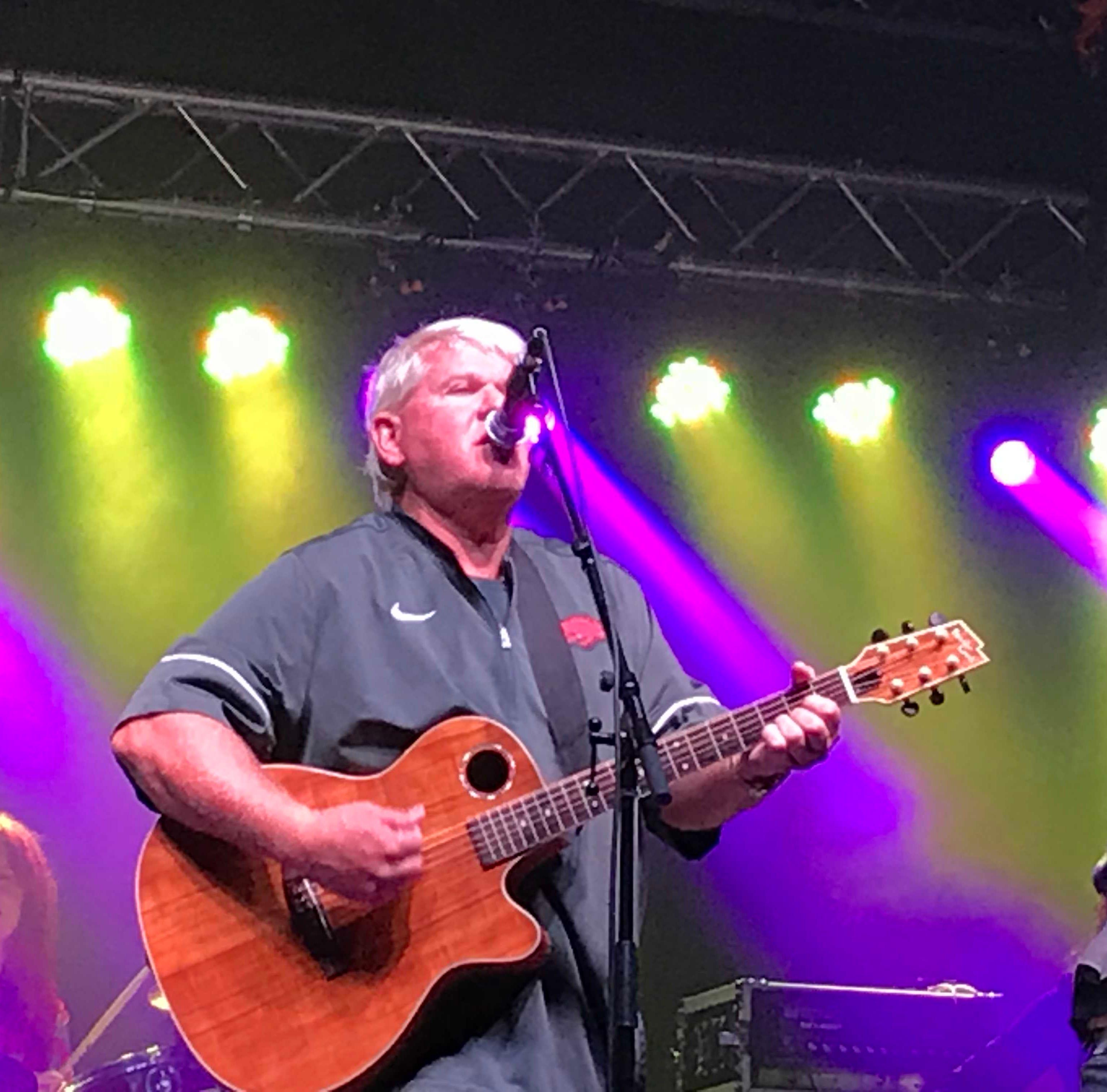 John Daly aces 'Knockin' on Heaven's Door' at Sanford International event