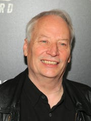 "Joe R. Lansdale is among the guests scheduled to appear at Cave Con in Springfield on Sept. 29, 2018. In this photo Lansdale attends the premiere party for Sundance TV's ""Hap and Leonard"" on Feb. 25, 2016 in New York."