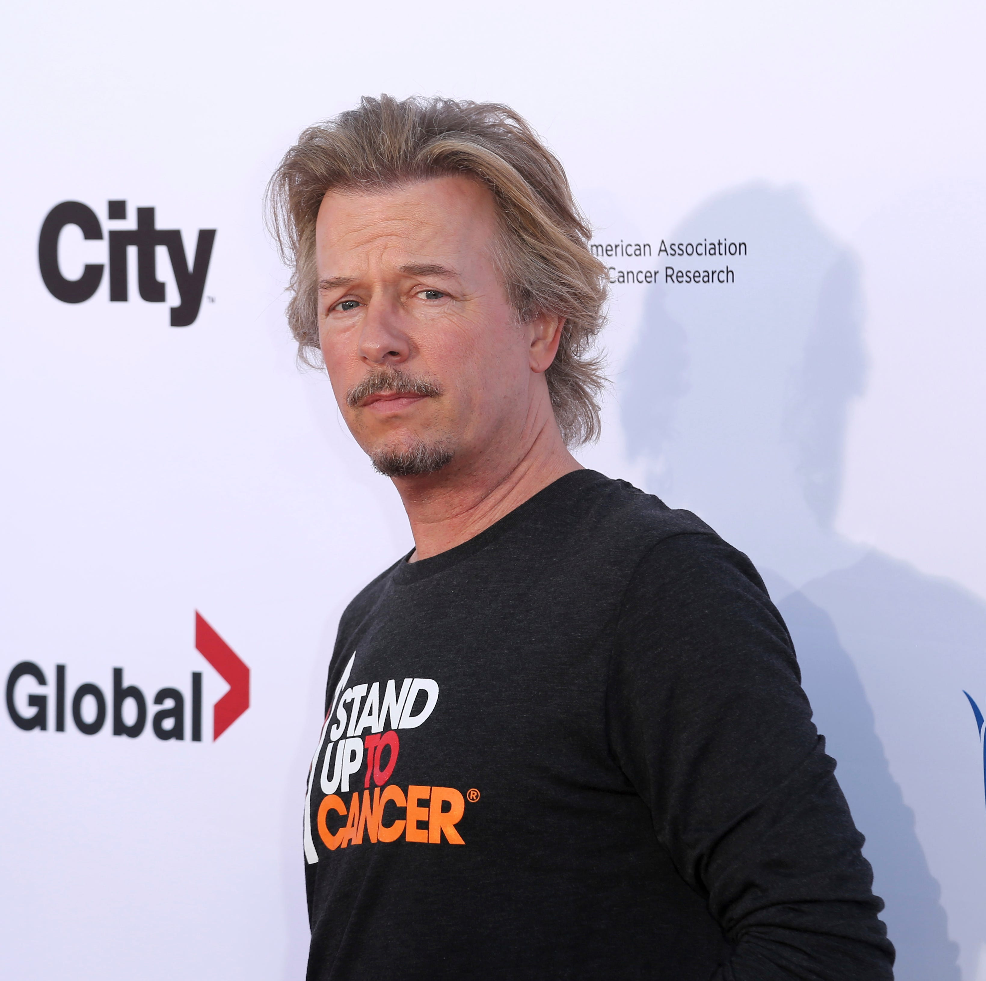 David Spade says Branson has a 'curiosity factor.' He's doing a show there Friday.