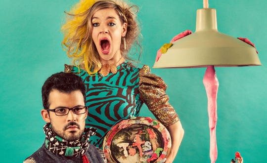"""The critically acclaimed rock band The Tune-Yards (shown here) is taking a break from the David Byrne solo tour to play a show at 8 p.m. Monday at The Moon, 1105 E. Lafayette St. Expect to hear such songs as """"Heart Attack,"""" """"Honesty"""" and othernumbers from latest album, """"I Can Feel You Creep Into My Private Life."""" We have it on good record that they are a force of nature in concert. The group Mattress will open the show. It's $20 in advance for general public; $25 day of the show.The Florida Stategursget in free with a student ID because it's a Student Campus Entertainment production. You must be 18 or older to enter. Visit http://tallahassee.moonevents.com/events"""