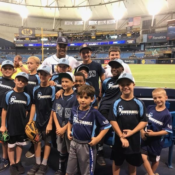 Tallahassee youth baseball community, Rays Mallex Smith rally around family