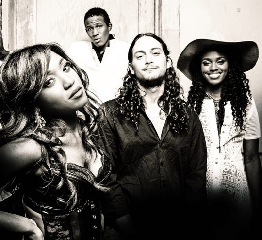 Memphis powerhouse Southern Avenue blows in for a show at  9 p.m. Saturday at Bradfordville Blues Club.