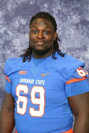 Savannah State guard James Livingston was groomed at Godby High School. He returns to Tallahassee this weekend when his Tigers face FAMU.