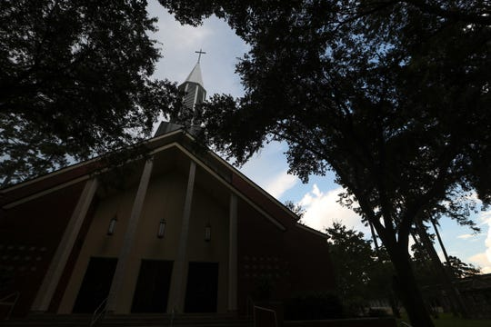 Taize prayer services will occur on the second Friday of each month starting in October at Faith Presbyterian Church on North Meridian Road in Tallahassee, Fla. Tuesday, Sept. 18, 2018.