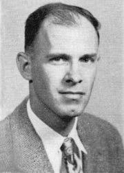 Dale Clark in 1953.