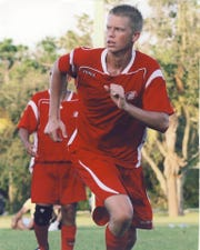 Throughout his years, Andrew played competitive soccer for the Port St. Lucie Hurricanes, Jensen Beach Tigers, Treasure Coast United and the Sebastian State Cup Soccer Leagues.