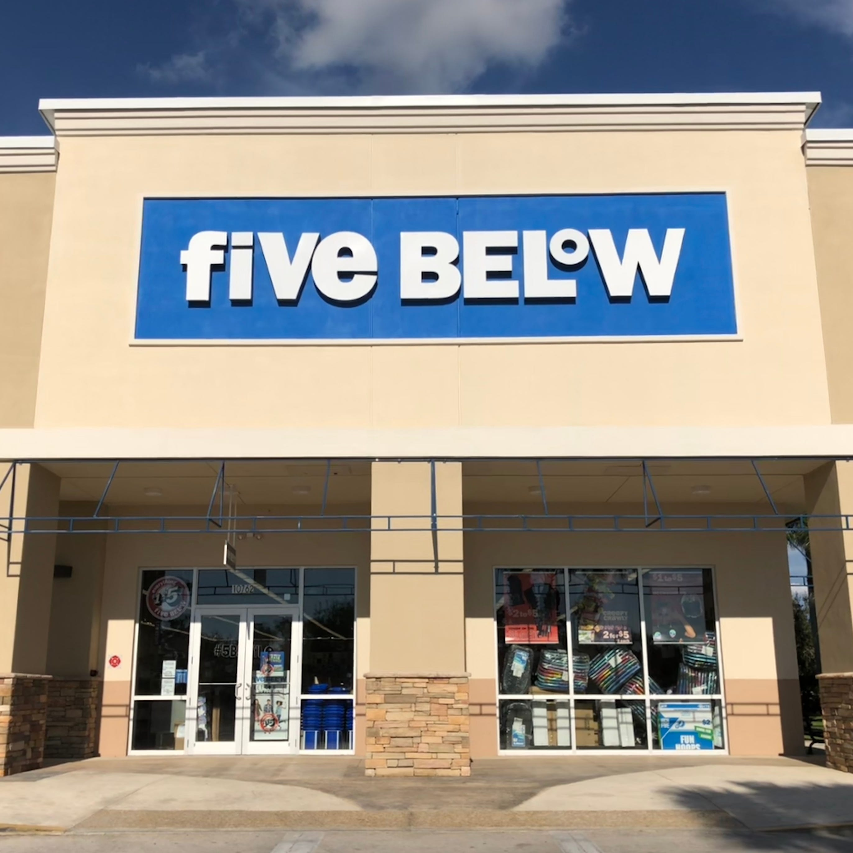 Port St. Lucie Five Below has grand opening Friday with giveaway, hot dog deal