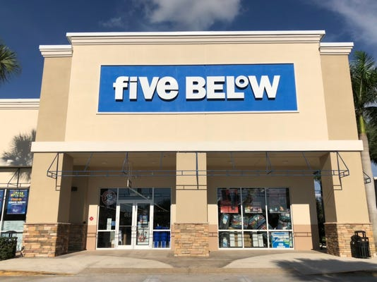 Grand Opening Five Below Opens In Port St Lucie Friday