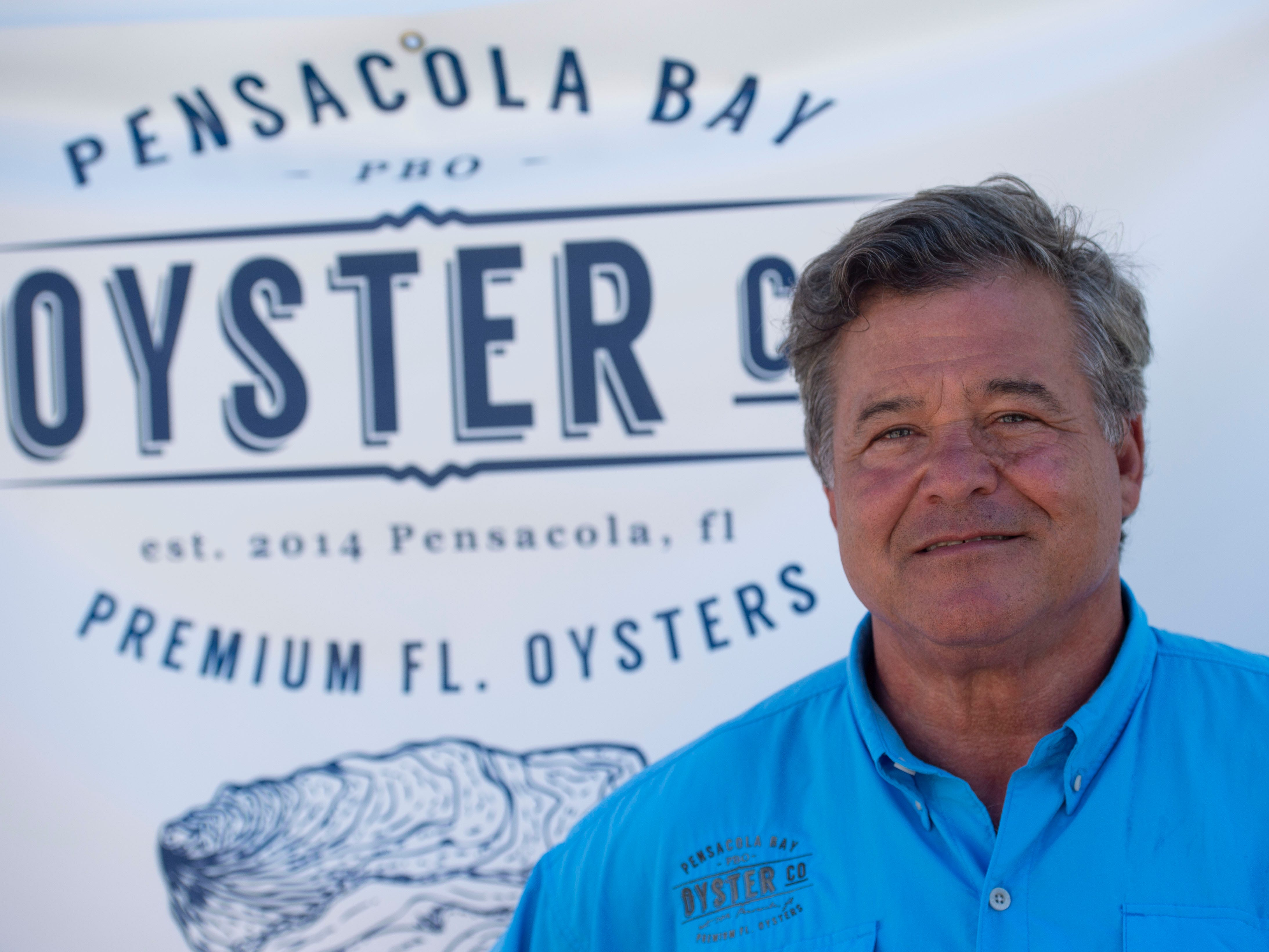 Oyster farmer sees business as 'the key' to saving Florida's environment
