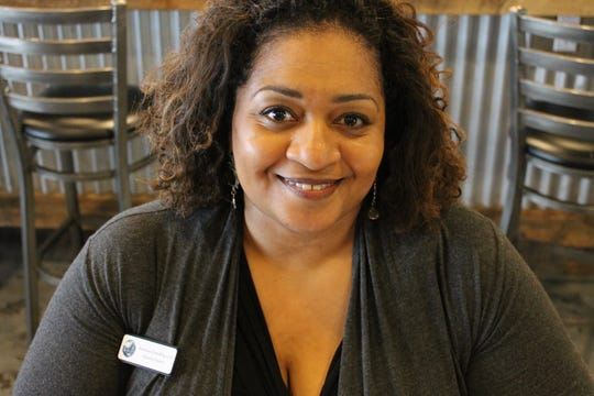 Natacha Francis at the United Way of St. Lucie County's Women United Recruitment Event on Sept.13.
