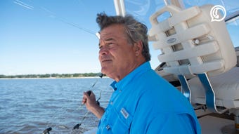 Donnie McMahon, 64, of Pensacola, started Pensacola Bay Oyster Co. following environmental tragedies.