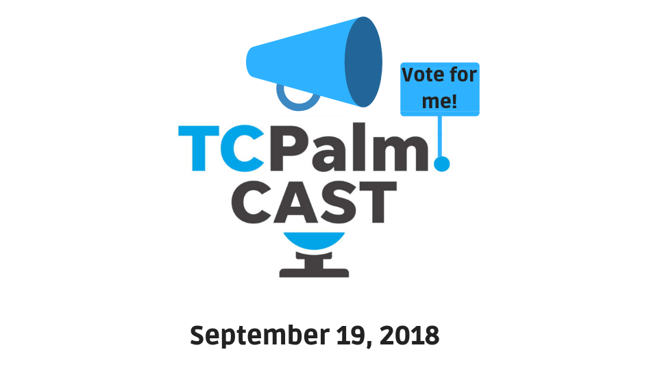 TCPalmCAST   Sept. 19: Florida races get interesting, Brightline plans to expand and more on today's podcast