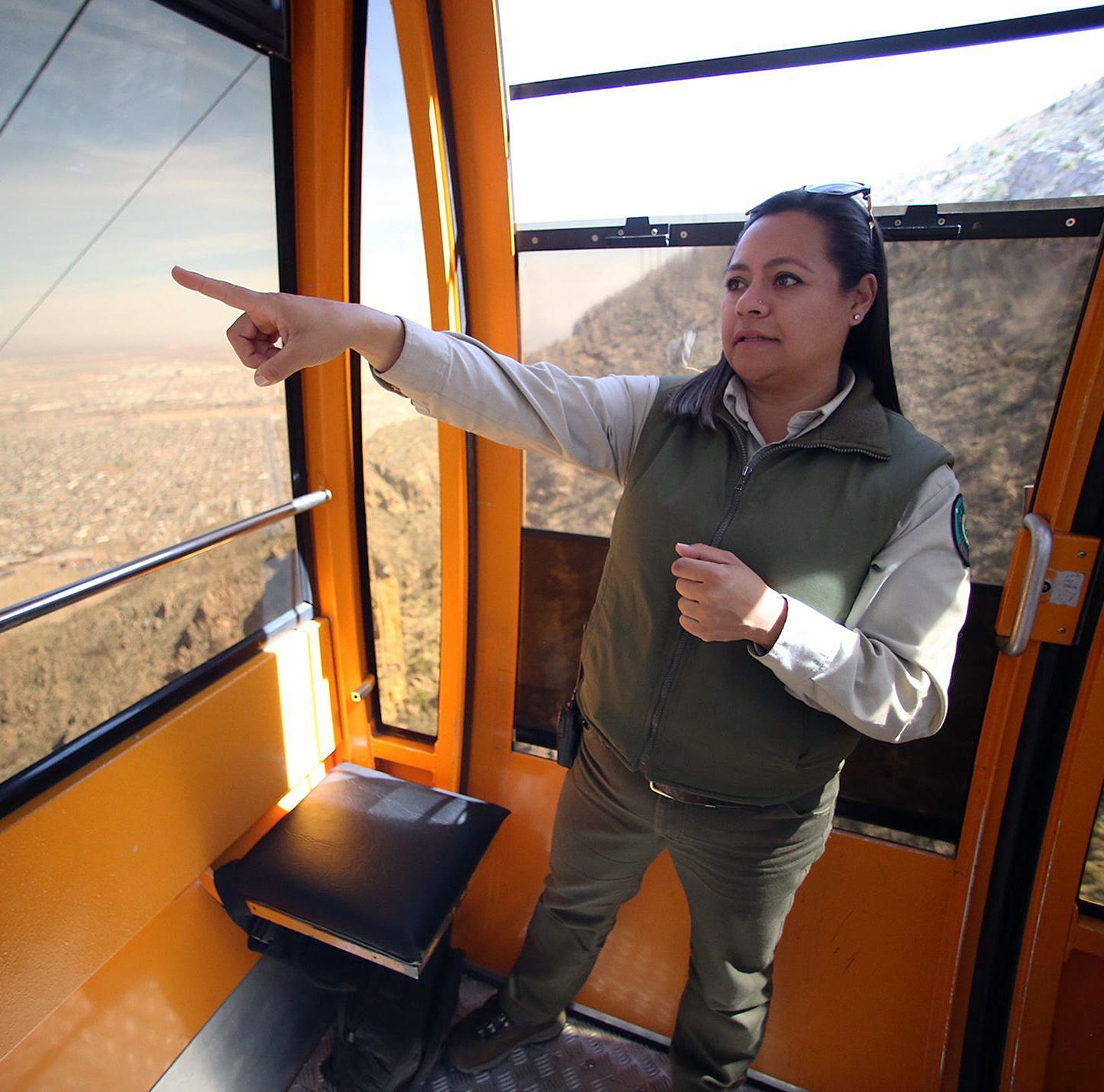 El Pasoans react with sadness to closing of Wyler Aerial Tramway
