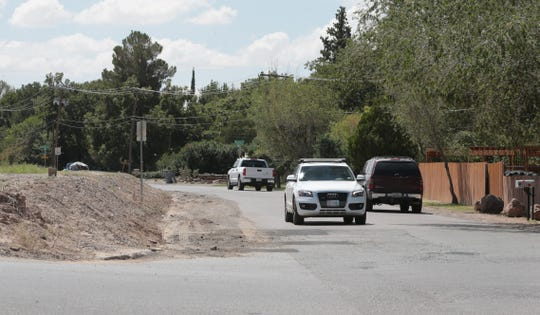 Residents along Montoya Drive in El Paso's upper valley are asking for sidewalks after a 13-year-old girl was hit and killed. Martinez was killed after being struck by a truck, allegedly driven by Samuel Thomas Garcia, 17, at about 4 p.m. Sept. 7. She was walking along the road in the 5500 block of Montoya Drive, near Redd Road, El Paso Police Department officials said.