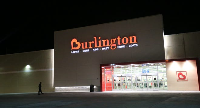 Burlington, a national clothing retail chain, plans to open its third El Paso store Sept. 28 at 2036 N. Zaragoza Rd., in the former Gander Mountain outdoor sporting goods location.