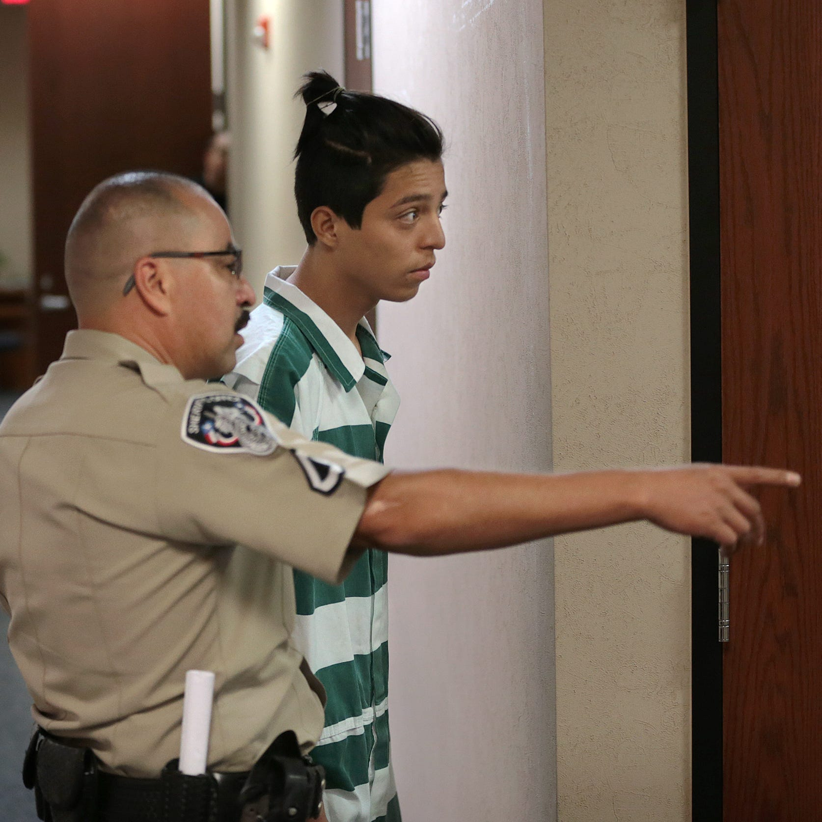 Judge: Teen Julian Saucedo arrested in viral video will remain jailed after probation violation