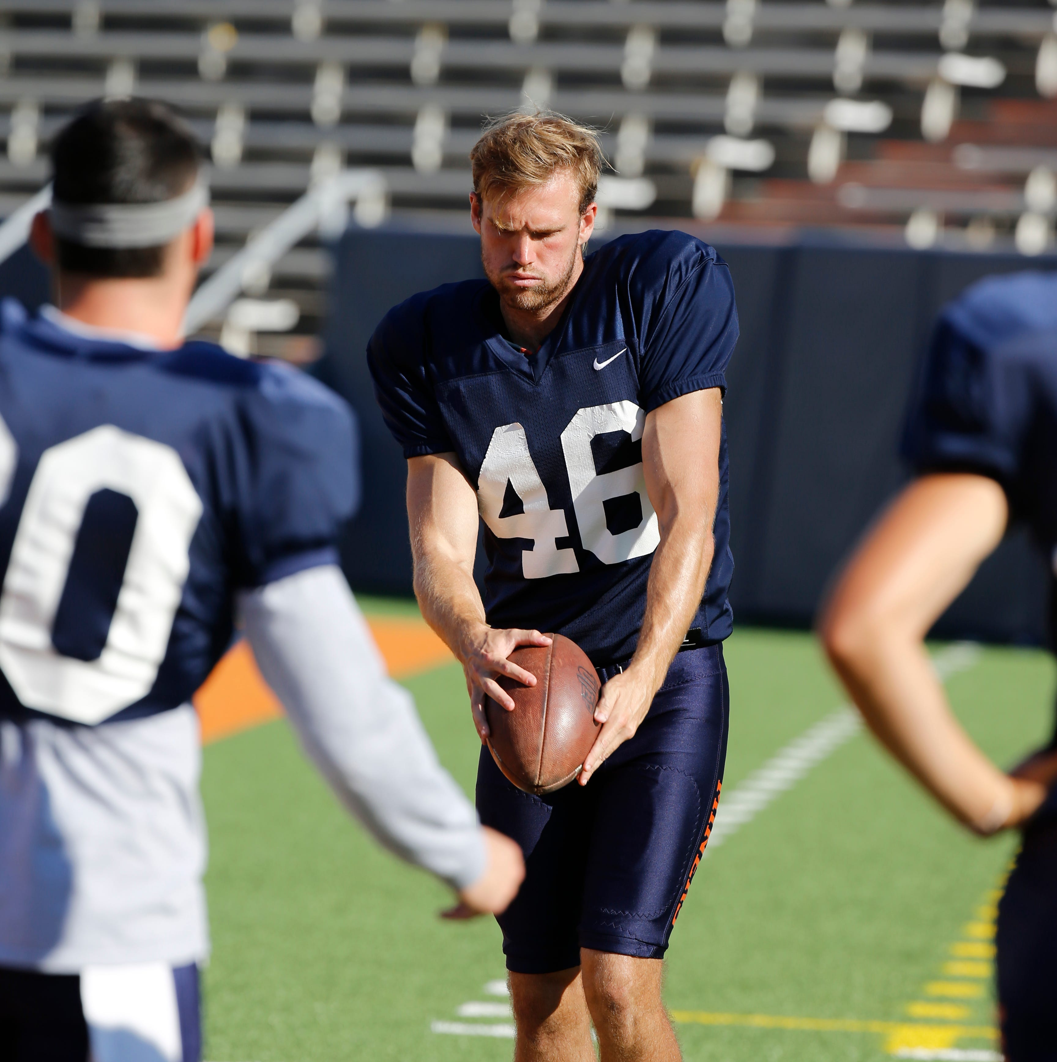 UTEP finds a gem from Australia in punter Mitchell Crawford