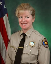 Ventura County Undersheriff Monica McGrath