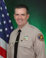 Chris Dunn, currently a commander with the Ventura County Sheriff's Office, has been named as assistant sheriff.