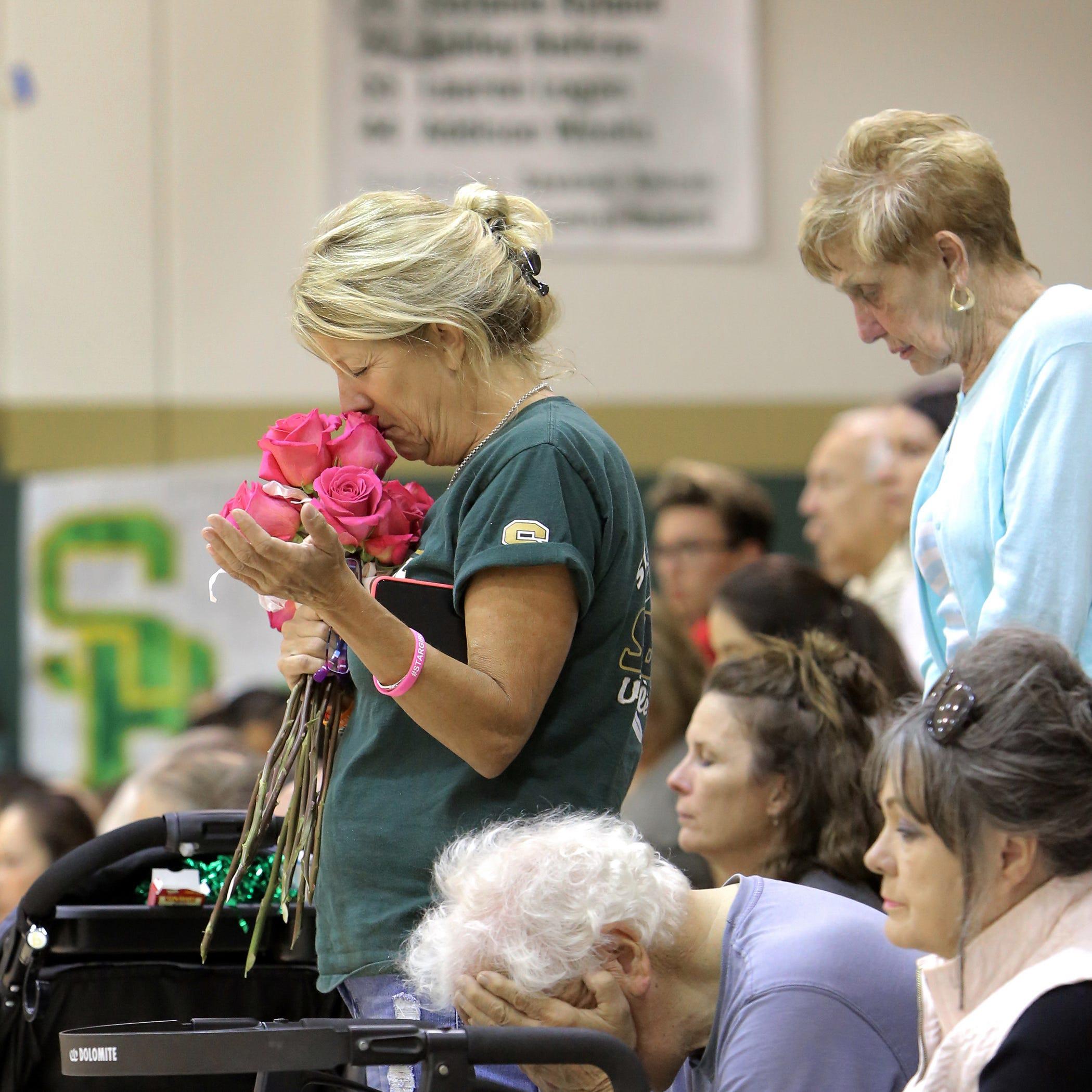 St. Bonaventure honors, remembers the life of Kirra Drury