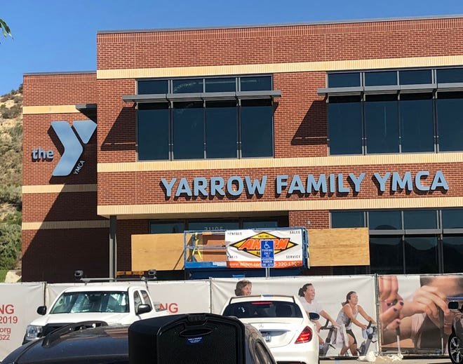 The Yarrow Family YMCA is at 31105 Thousand Oaks Blvd. in Westlake Village.