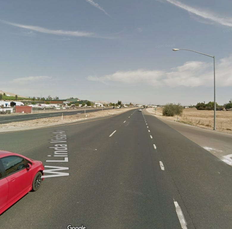 Tulare County woman dies in two-vehicle collision, husband injured