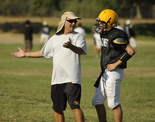 Paul Preheim got his first football head coaching opportunity at Golden West High School.