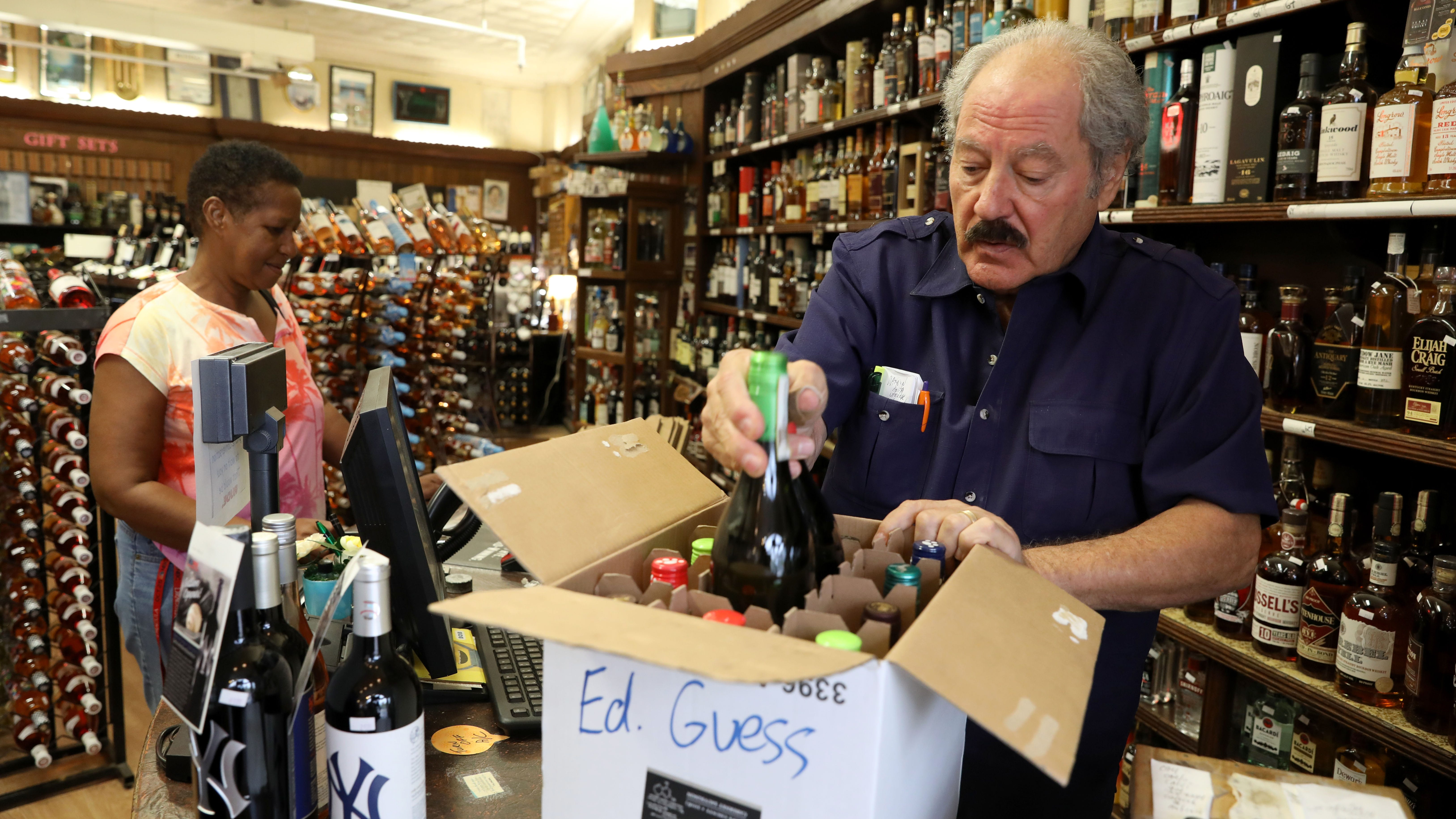 Local liquor stores lobby against giant newcomer in Greenburgh